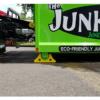 dumpster shoe 8 inch junk-lugger